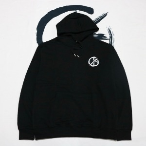 PATCH LOGO HOODIE ( 3COLOR )